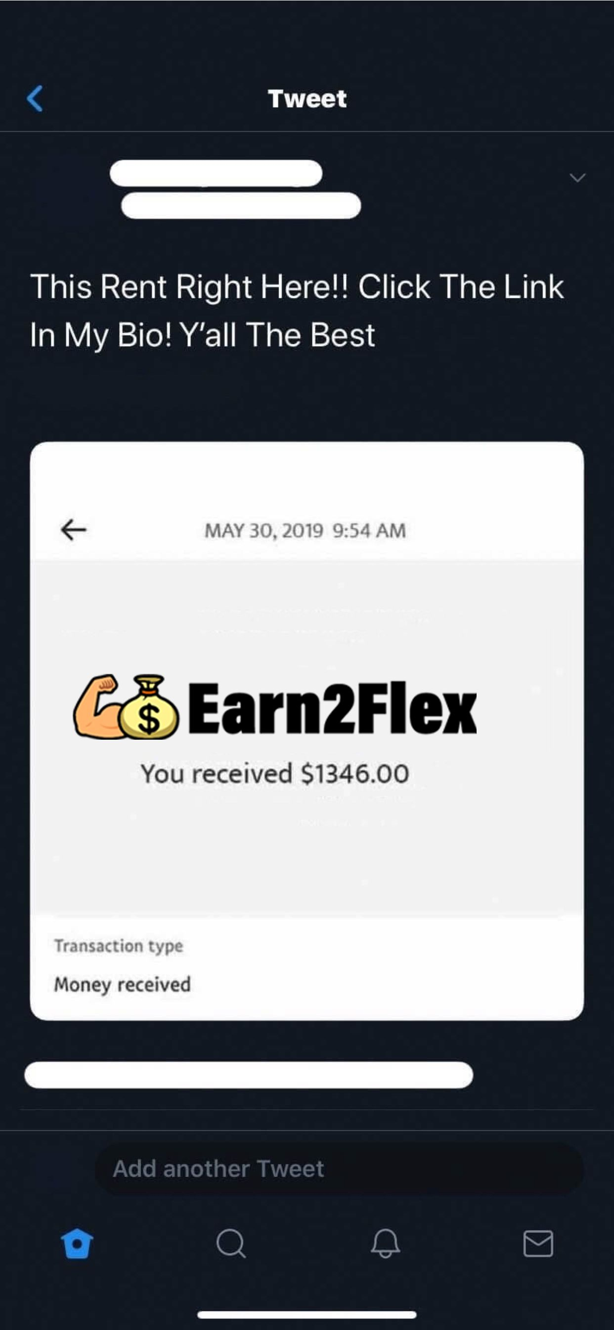 Earn2flex 1 Source Of Income For Social Influencers Social Influence Social Media Network Survey Websites