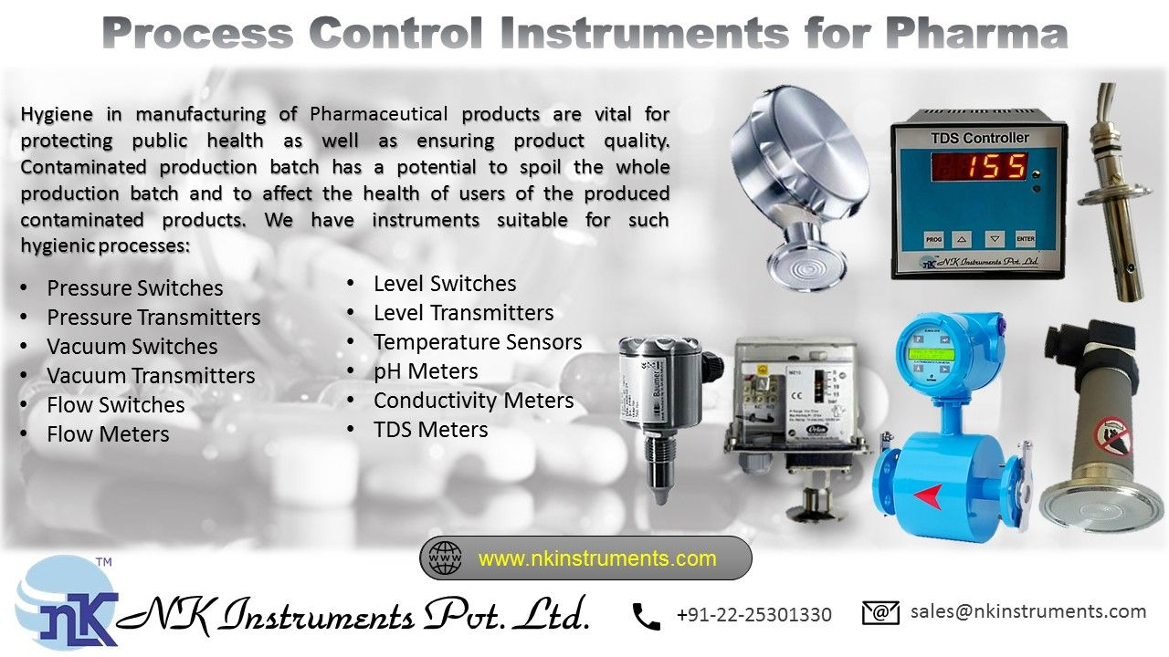 Hygiene In Manufacturing Of Pharmaceutical Products Are Vital For