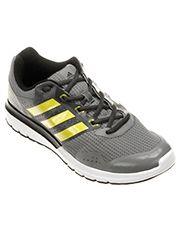 Tênis Adidas Duramo 7 - Cinza+Amarelo  eefa6caedb30d