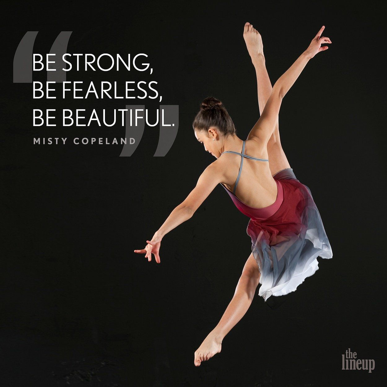 Our 10 Favorite Motivational Quotes for Dancers Dancer