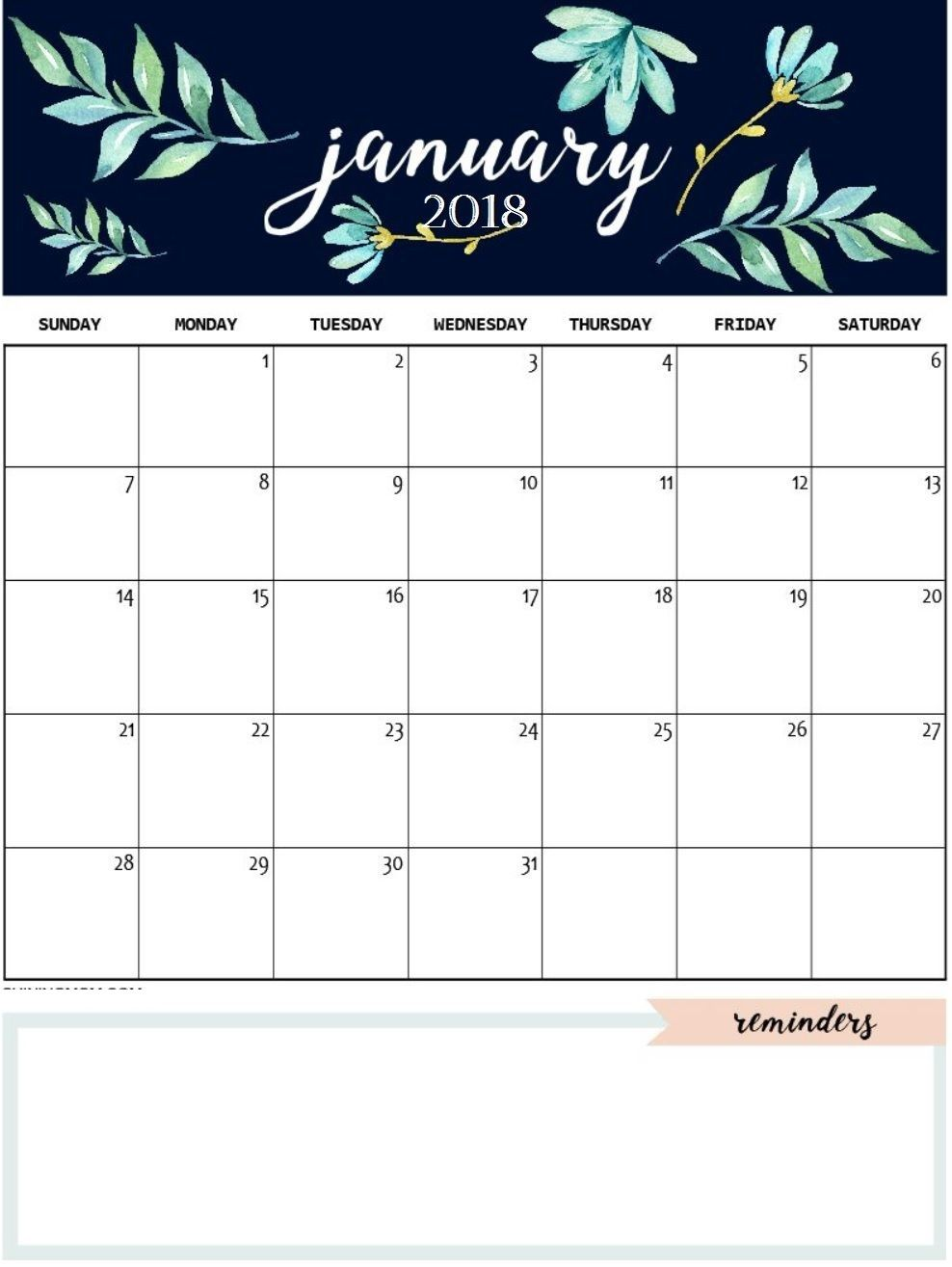 Daily Calendar 2019 January January 2019 Calendar Template Daily Work In Design | January