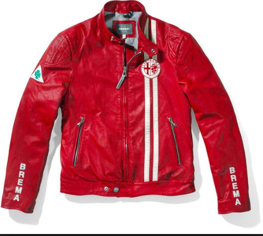 Modello Brema Alfa Altre Collaborazioni Leather Jacket Men Mens Outfits Clothes