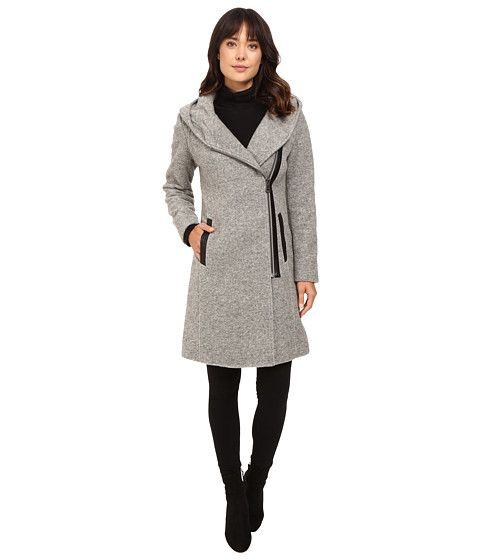 Marc New York by Andrew Marc Fara Felted Wool Coat | Coats ...