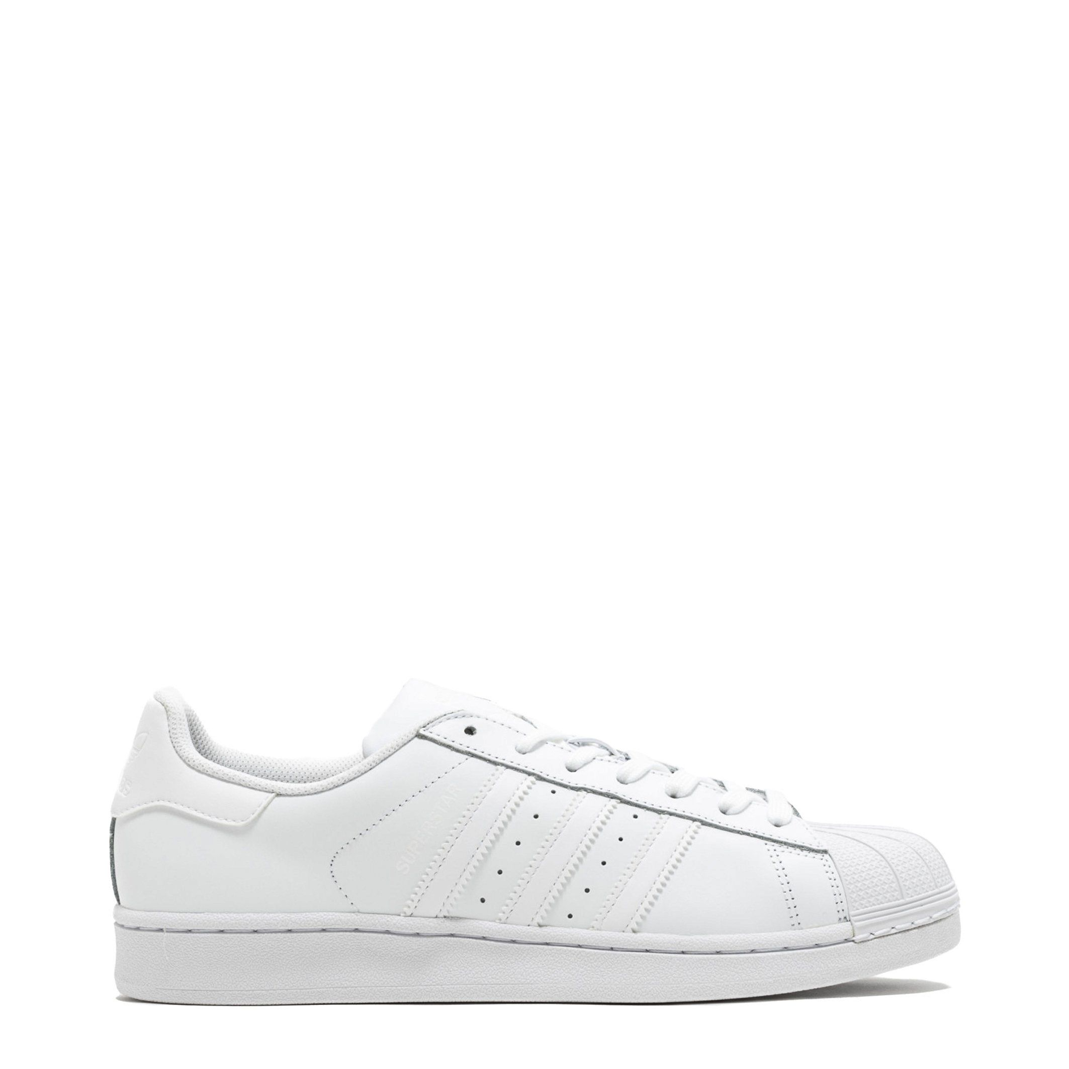 Adidas B27136 Superstar Unisex Sneakers White | Shoes in