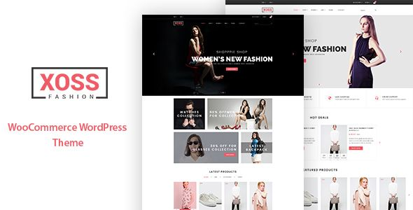 Xoss - WooCommerce WordPress Theme | E-Commerce Wordpress template ...