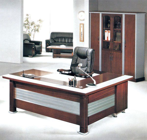 nice computer desk table hot sale office fancy wooden laptop bed