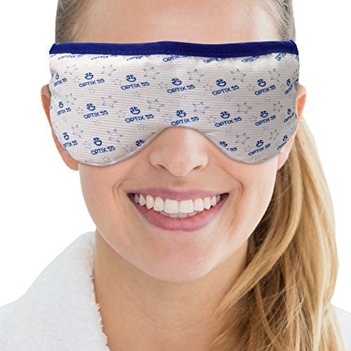 5cc9a653ee8 Eye Mask – Microwavable Compress Pad with Storage Pouch f... https