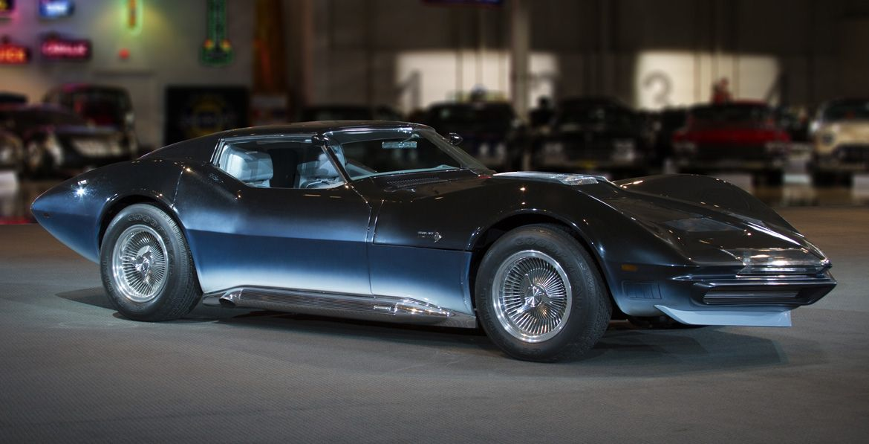 corvette manta ray concept car 1969
