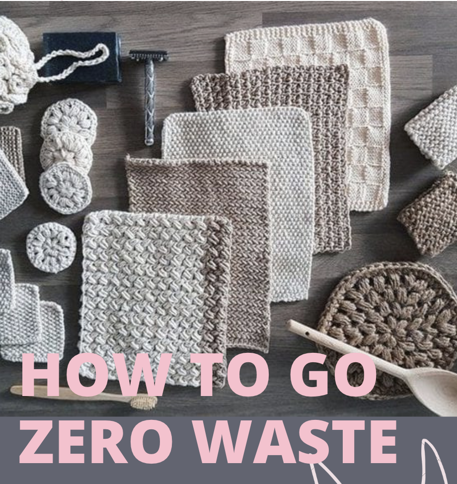 Zero waste living for an Eco lifestyle in 2020 Reusable