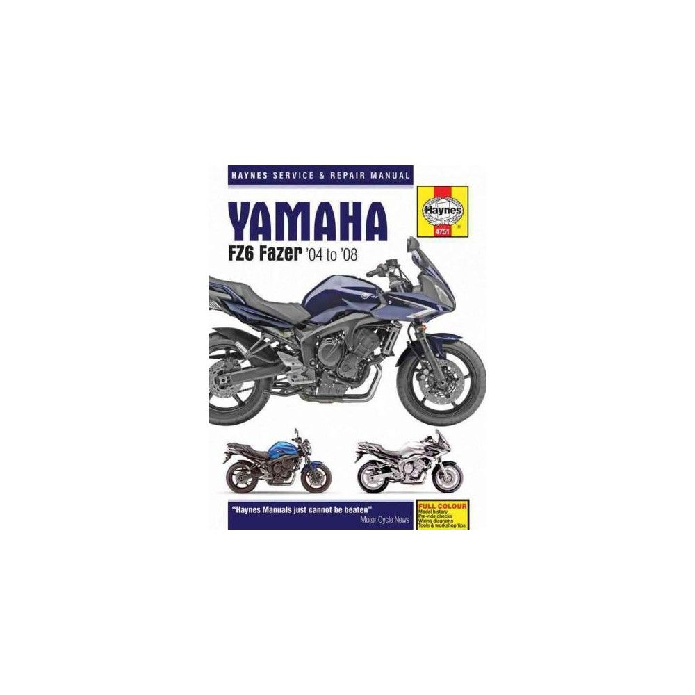 Fz1 2015 Manual Ebook 2003 Yamaha Wiring Diagram Array Fazer Fzs1000 2002 Repair Service Rh