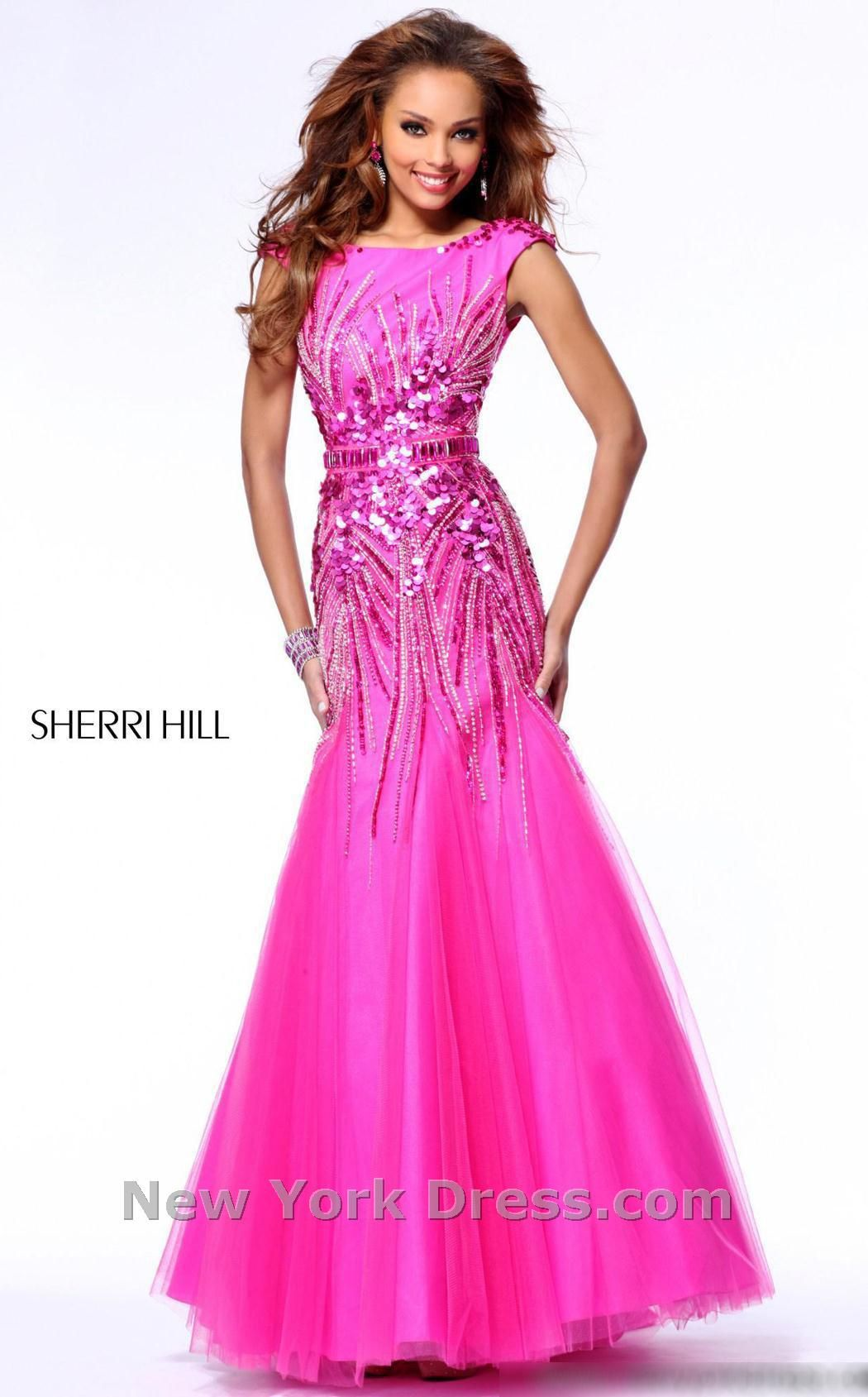 Sherri hill dress pageants gowns and bodice