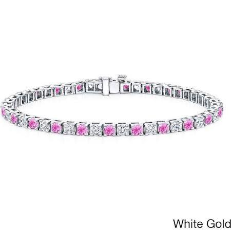Pink Diamond Tennis Bracelet Google Search Tennis Bracelet Diamond Jewelry Pink Diamond