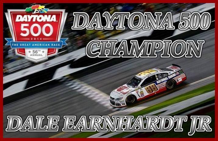 Dale Earnhardt, Nascar Race