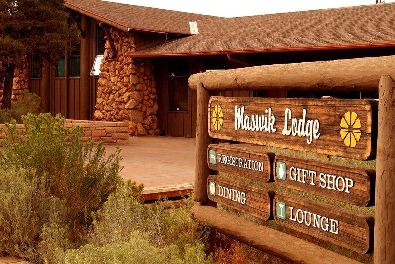 MASWIK GIFT STORE GRAND CANYON Maswik Lodge
