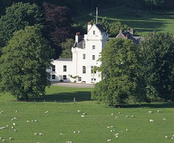 Lachlan Castle - Scotland  Castle Lachlan can be rented by the week or for a long weekend break outside high season. The accommodation sleeps 13 people comfortably, however, additional beds can be added if required, sleeping up to a maximum of 15. The private estate extends to 1500 acres, consisting of a livestock farm and hill ground woodlands.  jane@worldtravelspecialists.biz