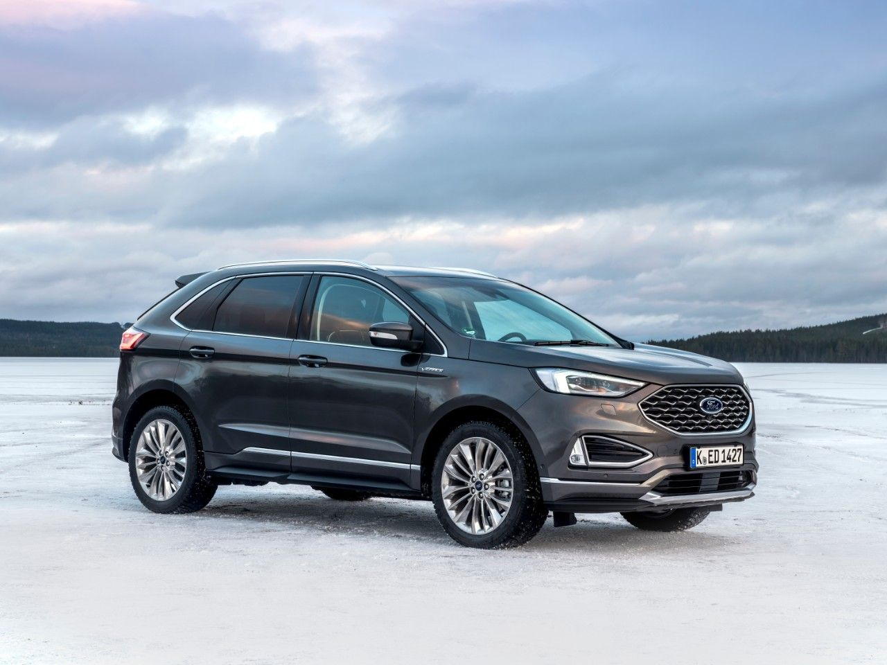 New Ford Edge Suv Uses Artificial Intelligence To Help Improve