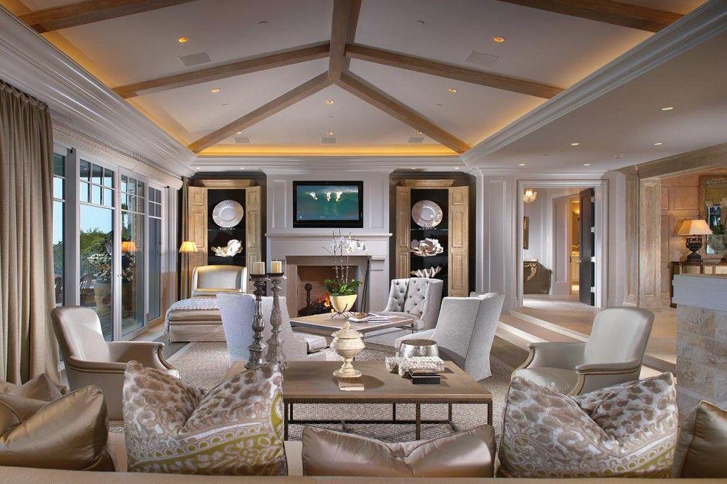 Nantucket Melinda Grubbs Interior Design Newport Beach In 2020 Glamorous Living Room