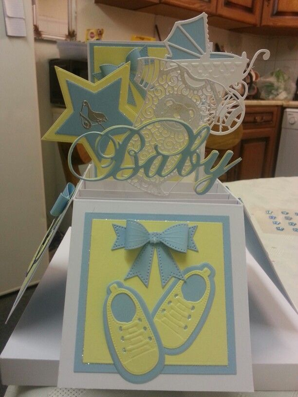 Another baby card