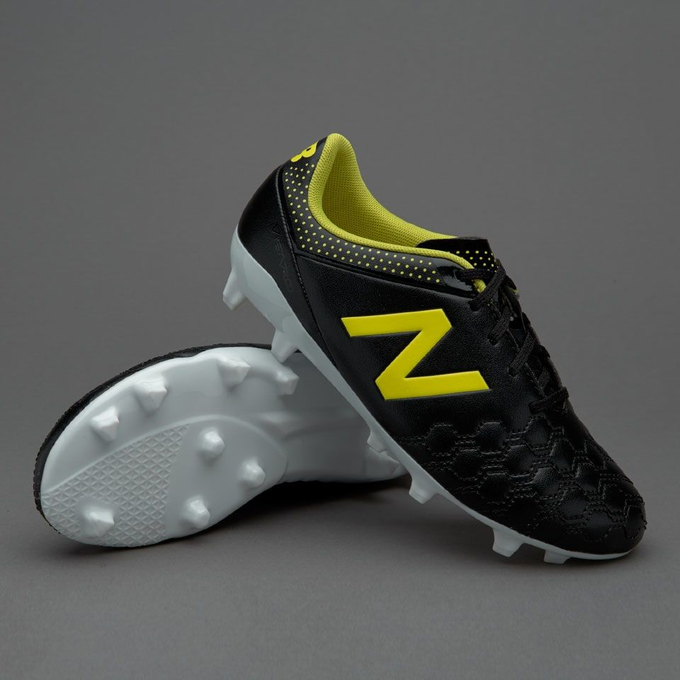 New balance youths visaro fg youths soccer cleats firm