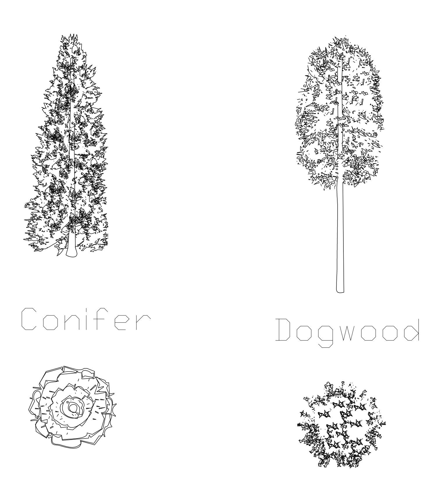 Pin On 2d Tree People