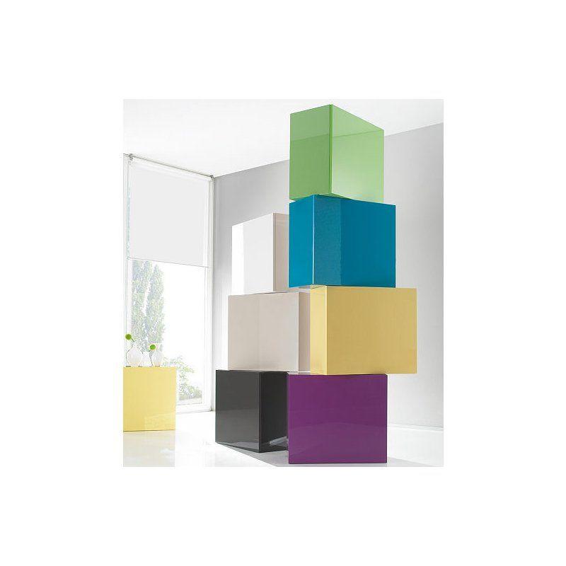 Cube de rangement à suspendre