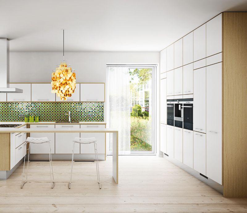 Skandinaavisen makumaailman linjakkuutta parhaimmillaan. A la Carte -keittiöt, Alone. | #keittiö #kitchen