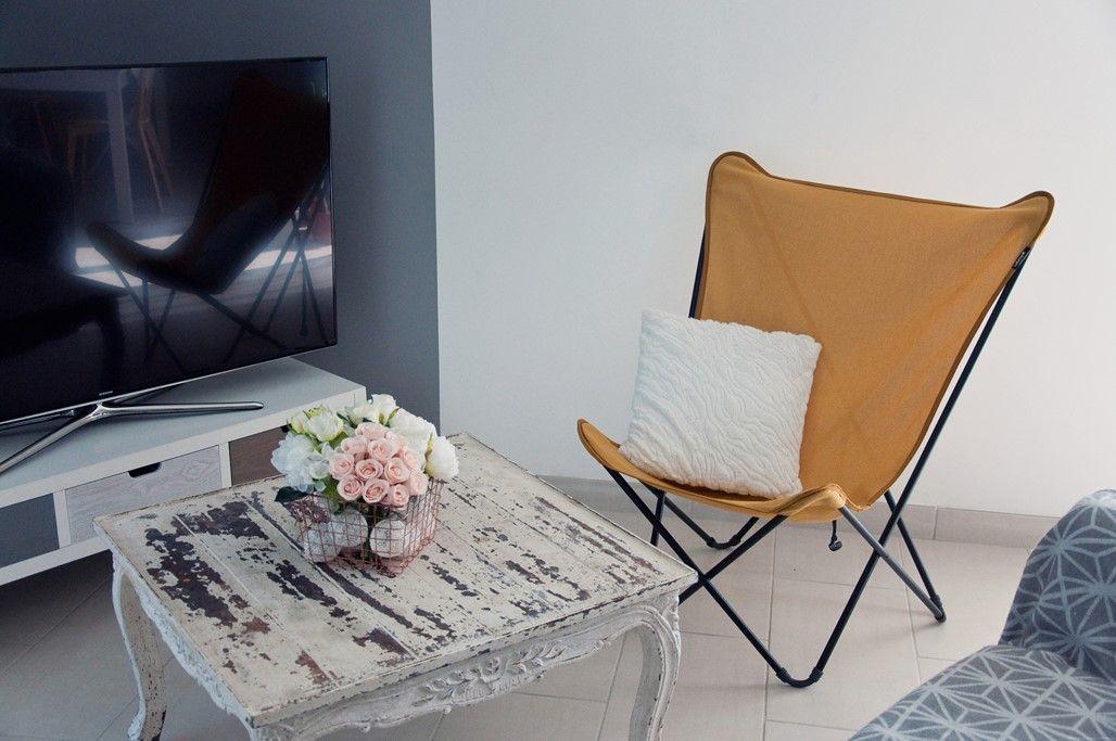 Fauteuil design pop up curry lafuma mobilier decoration salon blog ...