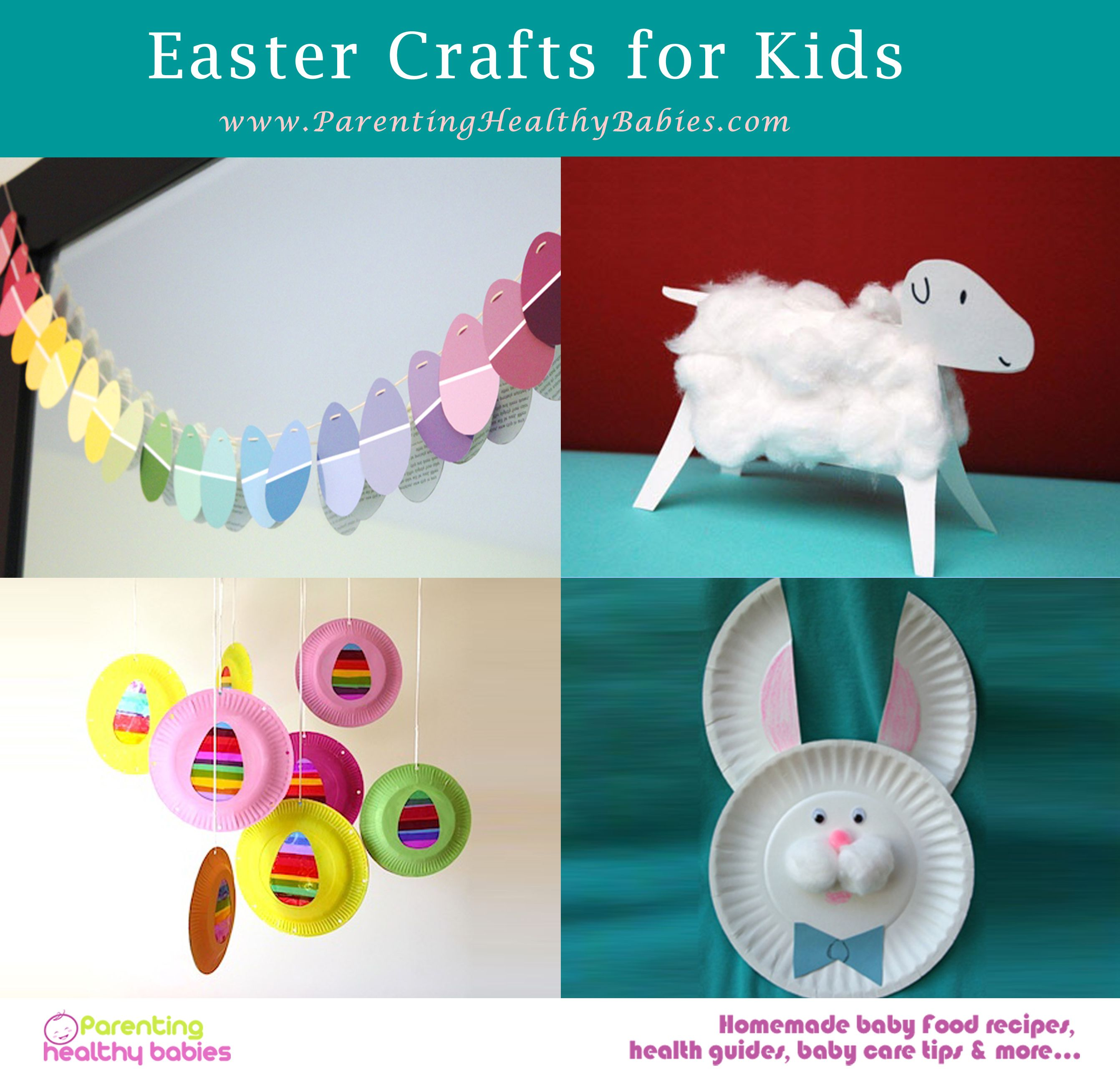 Easter egg garland parentinghealthybabies20 do it yourself easter egg garland parentinghealthybabies20 do it yourself easter solutioingenieria Image collections