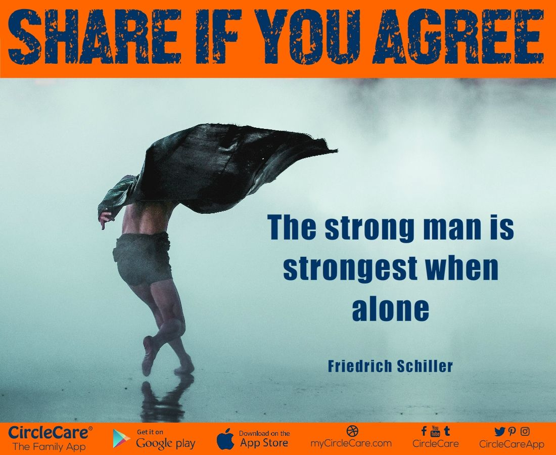 The Strong Man Is Strongest When Alone Trivia Fun Facts