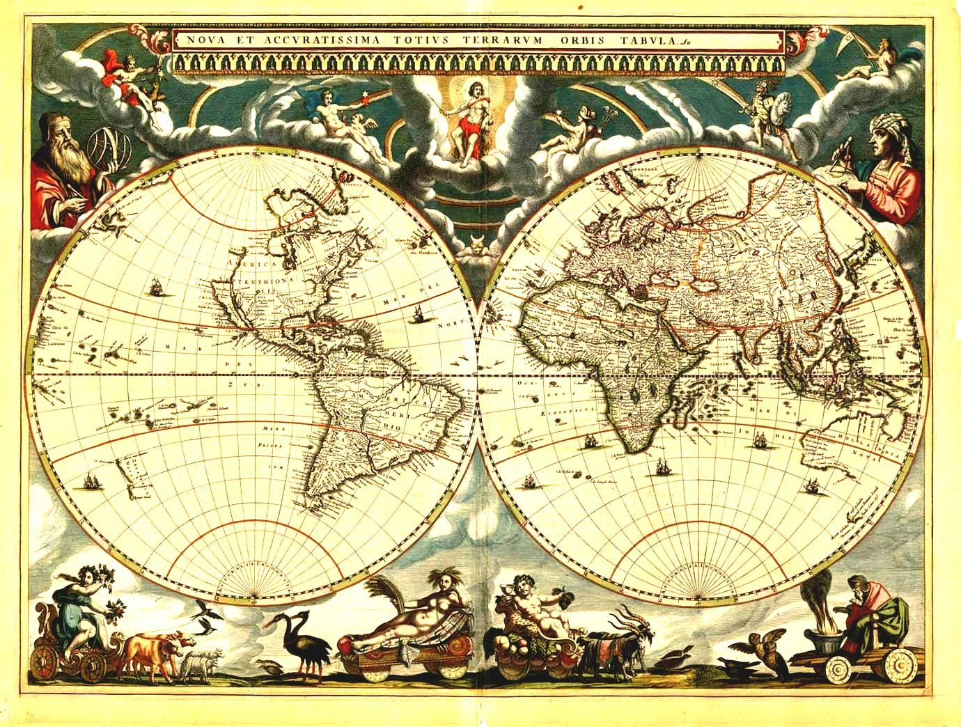 Vintage world map background old maps related keywords suggestions vintage world map background old maps related keywords suggestions gumiabroncs Gallery