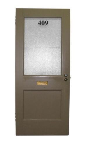Wood Office Doors With Textured Half Glass Glass Office Glass