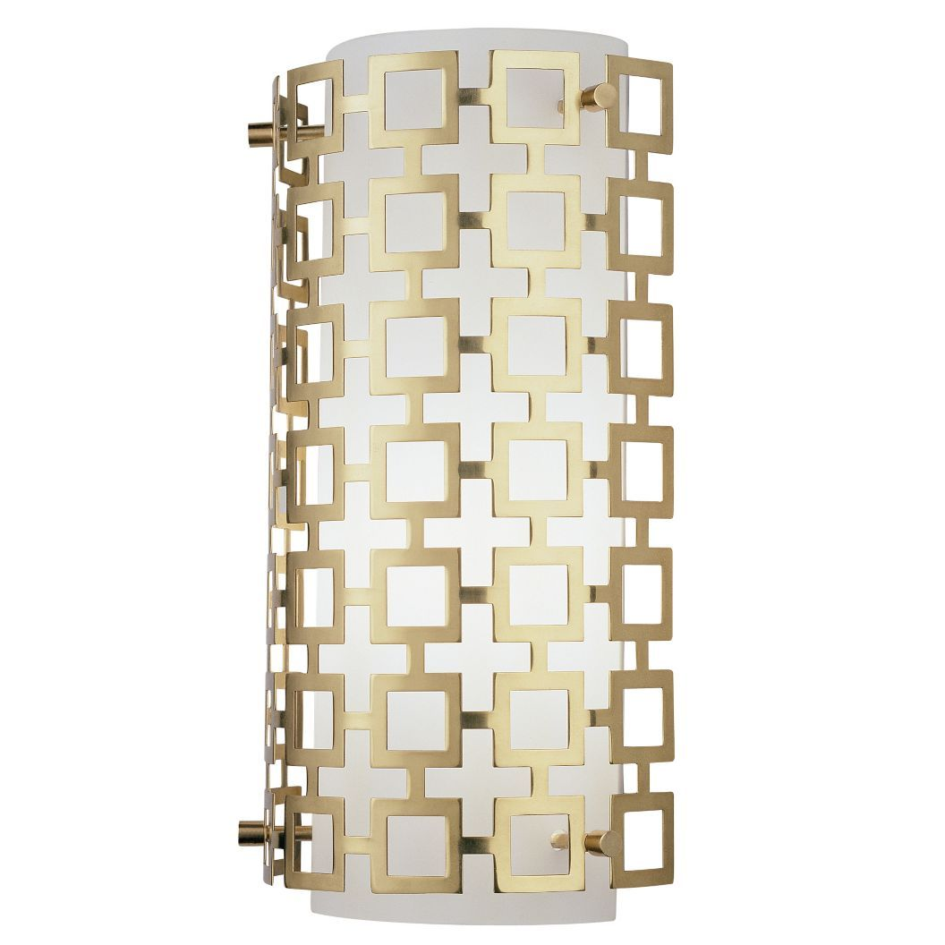 Parker half round wall sconce lights pinterest wall sconces