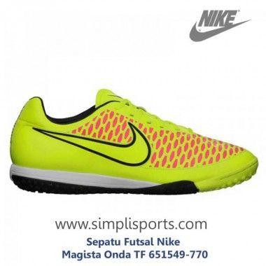 Sepatu Futsal Nike Magista Onda Tf 651549 770 Ori Sepatu Nike
