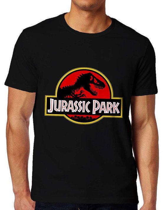 Tshirt Chemise Femme Chemise Homme Chemise De Jurassic Park