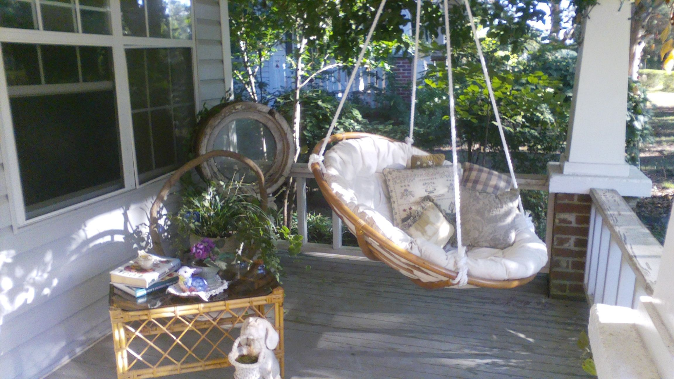 pattern plus swing living hanging chairs featuring to deer swingasan rattan ceiling design time is heads ideas on relax cushions chair nice attached furniture as porch leaves outdoor resin unique it excellent for
