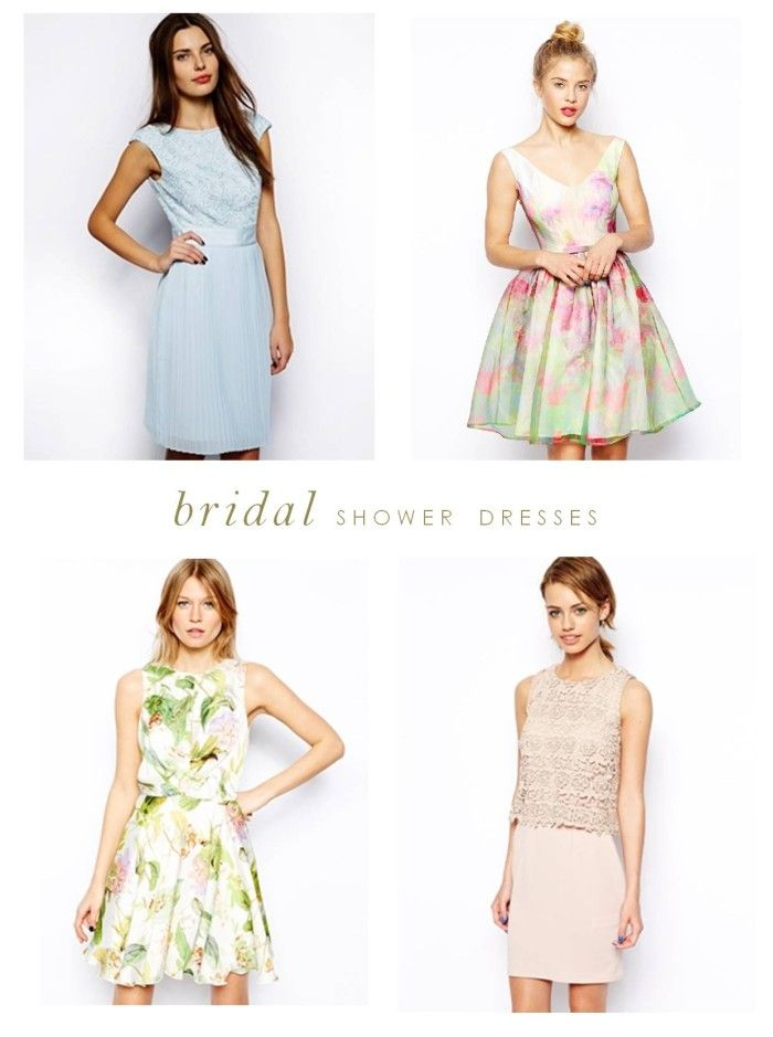 Pretty Bridal Shower Dresses Via Dress For The Wedding