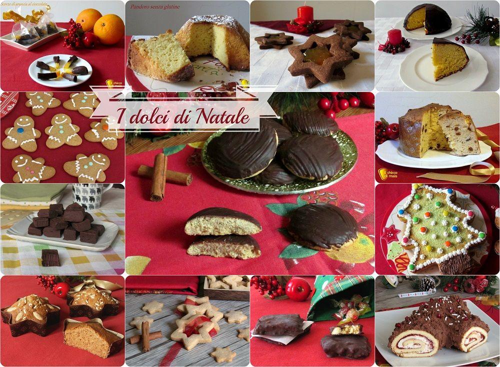 Buffet Di Dolci Di Natale : I migliori dolci di natale dolci