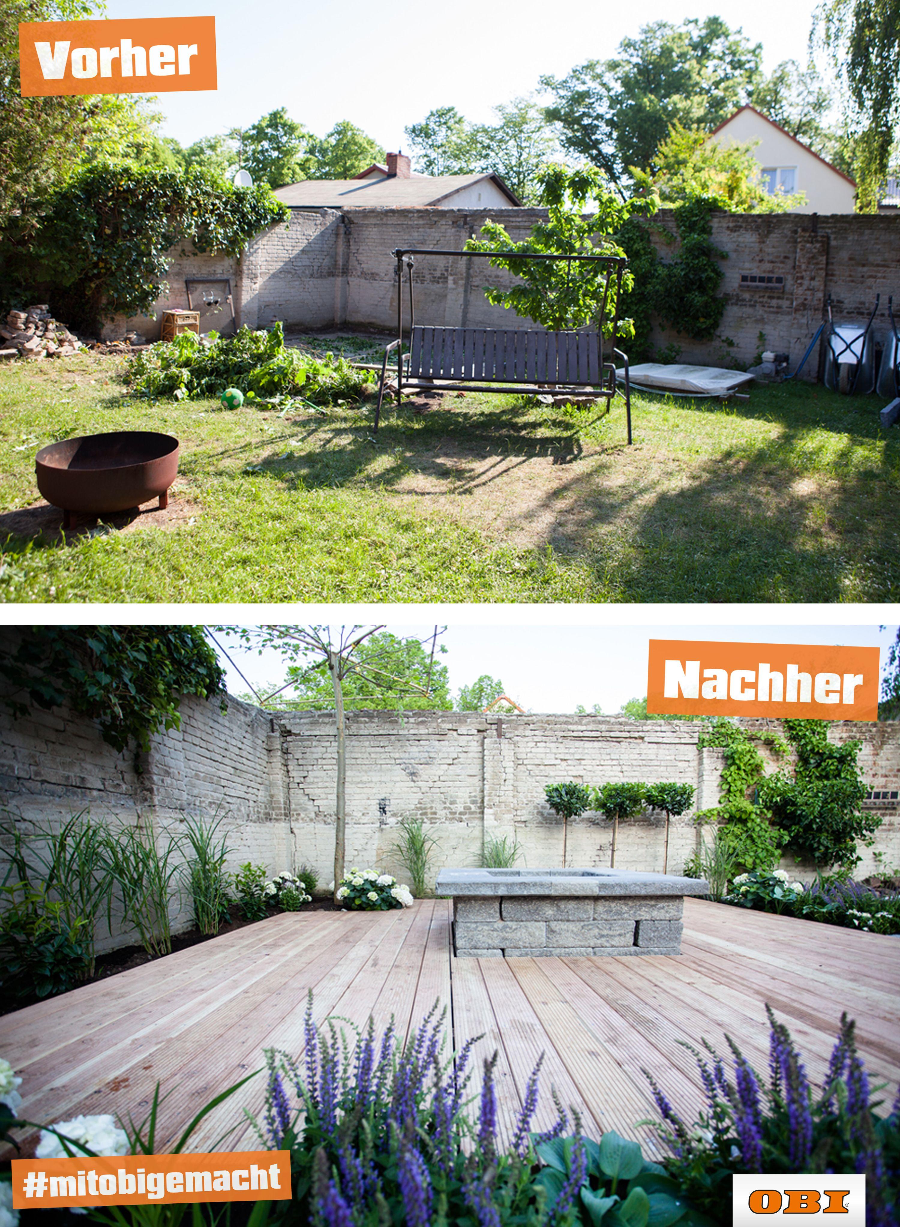 Du planst ein neues Projekt für deinen Garten vielleicht eine neue Terrasse Dann ran