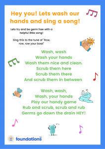 Photo of Help #children to remember the important things. Print out these handy sing-alon…