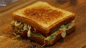 Photo of Korean Street Toast Recipe & Video – Seonkyoung Longest