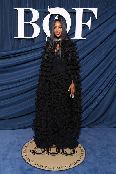 Baile de gala #BoF500 - Passarelando #gala #bof500 #bof #businessoffashion #fashion #fashionblogger #blogueira #moda #modafeminina #evento #paris #parisfashionweek #parisfashion #naomi #naomicampbell #azzedinealaia
