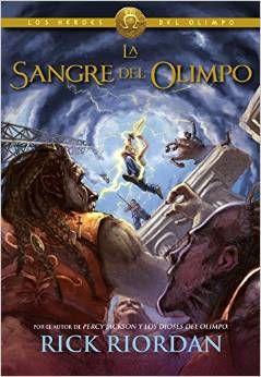 B. 1. Percy Jackson   Los heroes del olimpo   La sangre del olimpo