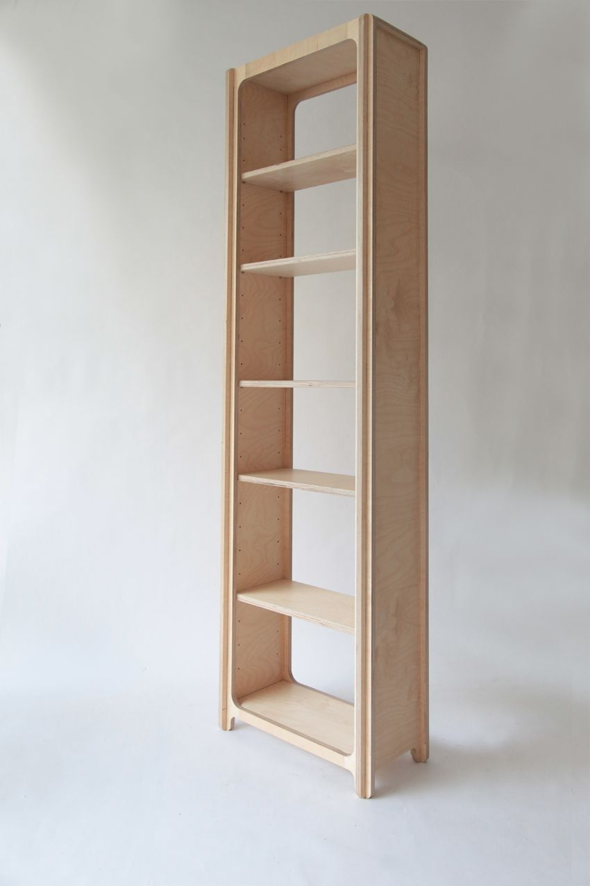 Plywood Bookcase S And A Bit Of Trim Project Gallery It Is A Larger Version  Of One I Built For My Wife Two Simple Bookcase Designs That Are