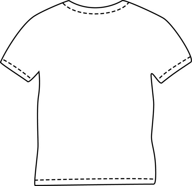 coloriage imprimer un maillot manches courtes coloriage pinterest maillot manches. Black Bedroom Furniture Sets. Home Design Ideas