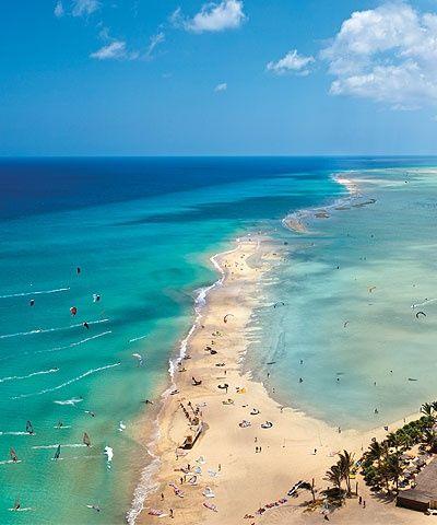 Sotavento Beach Club Fuerteventura Costa Calma Canary Islands