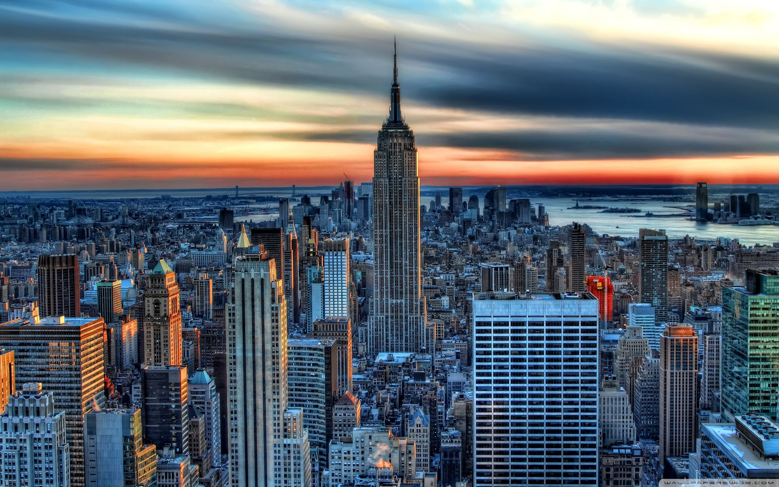 Hd Photos New York Buildings Empire State Building City Wallpaper