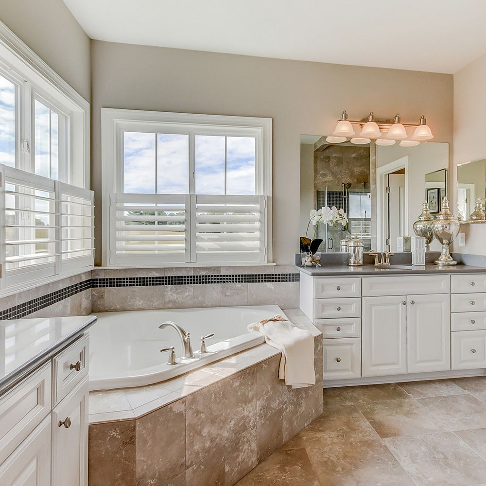 Bathroom from magness farms in bel air maryland
