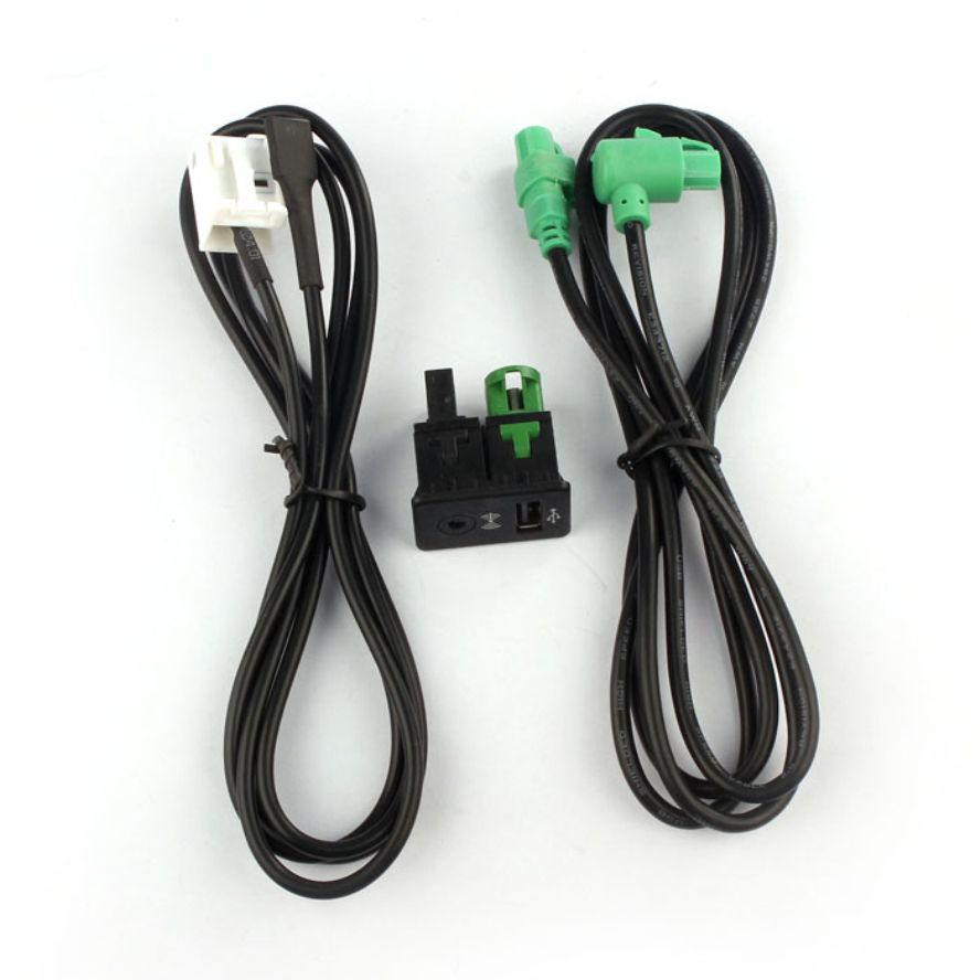 New Arrival Car Accessory Aux Switch Wire Harness Cable Adapter For Bmw Wiring E87 X5 X6 Styling