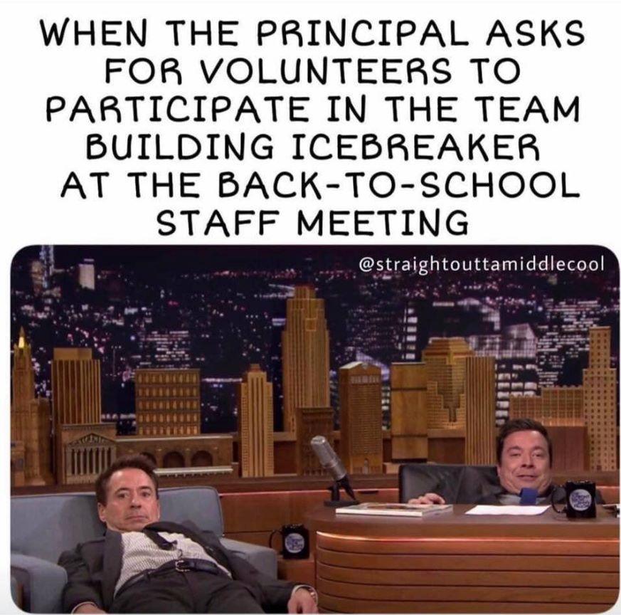 Pin by Jill Hieb on Funny School staff