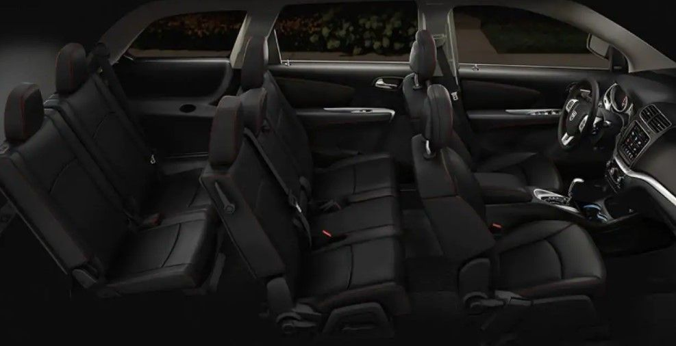 2020 Dodge Journey Specs Changes Interior Release Date Dodge Journey New Dodge Dodge